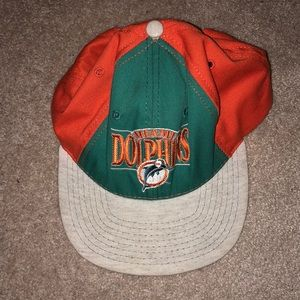 Other - Vintage kids Miami Dolphins SnapBack